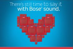 This Valentine's Day, give the gift of better sound to the one you love!