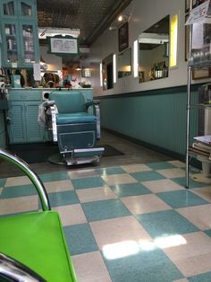 Slim Clippins Barber Shop!