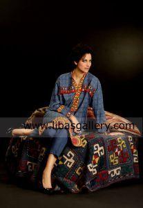 Khaadi-Presents-Latest-Winter-Wear-Collection-Prints-2013-2014-For-Pakistani-Indian-Women-Girls