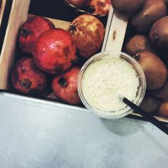 Mangia sano e vivi la vita  #ridieassapori #expo2015 #experienceblog #onthetable #igersitalia #italia365 #kiwi #centrifugato #foodiegeek #foodporn #vscocam