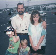 Chris, Jayson, Teri & Dad