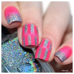 Holographic and pink