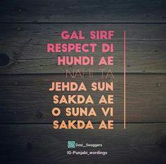 Punjabi in english love quotes: the best punjabi status ideas on pinter Sikh Quotes, Gurbani Quotes, Desi Quotes, Mood Quotes, Attitude Quotes, Hindi Quotes, True Quotes, Quotations, Motivational Quotes