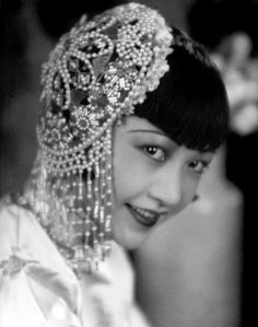 Anna May Wong..... One of my favorite character actresses