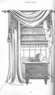 Curtains and Roman shades - modern - curtains - denver - Cheery Curtains
