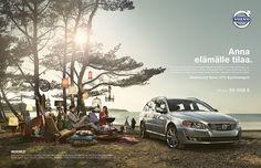 Anna elämälle tilaa / Volvo