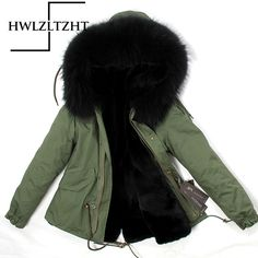 Find More Down & Parkas Information about 2016 Army Green Parkas For Women Winter Wadded Coat Large Fur Collar Thick Jacket Outerwear Female Snow Wear,High Quality parka clothing,China army boot Suppliers, Cheap army parka from Female Fashion Clothes on Aliexpress.com