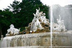 Neptune Fountain, Schönbrunn