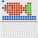 Σύνθεση εικόνας ψαριού με στρογγυλές ψηφίδες - logouergon.gr | Φύλλα εργασίας, παιχνίδια προσχολικής σχολικής εκπαίδευσης