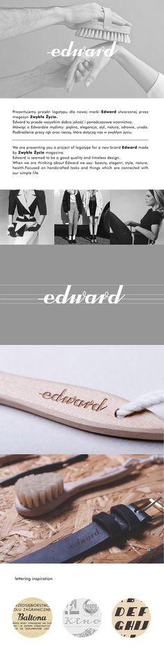 Edward by Zwykłe Życie on Branding Served