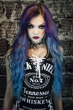 Her hair is amazing!