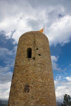 Costa Brava, Catalonia - Torre Vigia a Blanes.