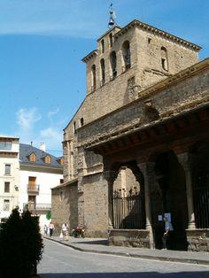 Catedral de Jaca Huesca Spain