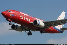 Boeing 737-7Q8 aircraft picture