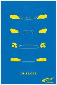 Subaru by Trueneox on deviantART