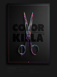 Binaposter 08 - Color Killa on Behance