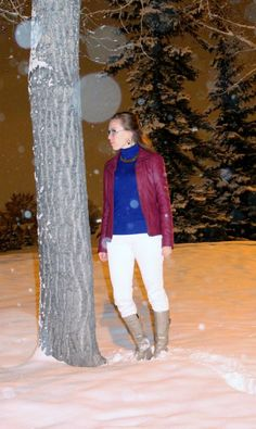 Modest Fashion: An outfit for winter date night #yycfashion #winteroutfit #fionaoutfits