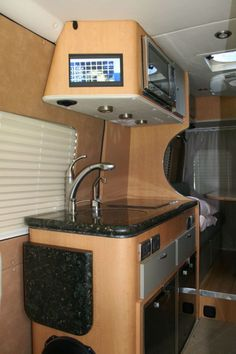 Camper Sprinter RV