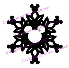 Mickey Mouse Snowflake - Large Mickey in Center SVG sold by Crafting Pixie. Shop more products from Crafting Pixie on Storenvy, the home of independent small businesses all over the world. Diy Christmas Fireplace, Diy Christmas Snowflakes, Disney Christmas Decorations, Mickey Mouse Christmas, Christmas Svg, Mickey Mouse Crafts, Fireplace Ideas, Minnie Mouse Cricut Ideas, Disney Christmas Crafts