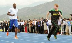 harry beats bolt