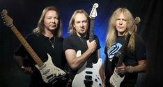 Iron Maiden, la santísima trinidad del heavy usa Ernie Ball