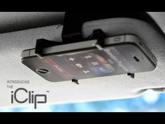 iClip Versatile iPhone Holder......oh heck yeah !!!