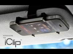iClip Versatile iPhone Holder