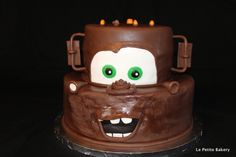 Tow Mater Cake (Le Petite Bakery)