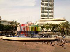 Israel Tel Aviv -Dizengoff street