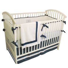 Luke Crib Bedding Set