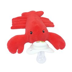 NOOKUMS PACI PLUSHIES LEXI LOBSTER