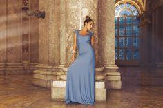 #imperocouture #abito #dress #abiti #cerimonia #sera #ceremony #cocktaildress #partydress #damigella #redcarpetdress #bridesmaid #bridesmaidders #blu #blue