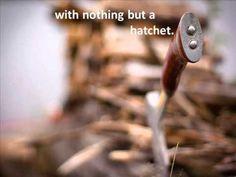 Book trailer for Hatchet by Gary Paulsen. Hatchet Activities, Book Activities, Hatchet Book, Hatchet Gary Paulsen, 6th Grade Reading, Literature Circles, Book Trailers, Teaching Reading, Teaching Ideas