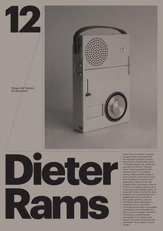 Barcelona Design Museum | Minimalist Typography Brand Identity Inspiration | Award-winning Graphic Design | D&AD