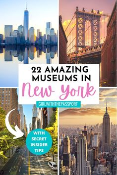 Best Museums in NYC | Best Museums in New York City | NYC travel tips | New York City travel tips | Nyc itinerary | New York City itinerary | NYC bucket list | New York City bucket list | NYC… Travel Usa, Travel Tips, New York City Attractions, Nyc Itinerary, Nyc Bucket List, New York Buildings, New York Museums, New York City Travel, City Aesthetic