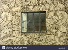 Art Deco Patterns On Chanin Building New York Usa Stock Photo, Royalty Free Image: 13215582 - Alamy