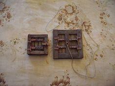 Foro de Belenismo - Miniaturas, detalles y complementos -> Trabajos de carpintería para el belén de 2010/11