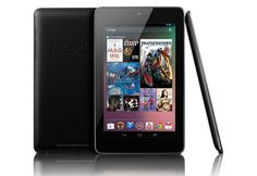 "Google - Nexus 7 is a no compromise Android tablet that's designed to go where you go. With a stunning 7"" display, powerful quad-core processor and up to 8 hours of battery life during active use, Nexus 7 was built to bring you the best of Google in a slim, portable package that fits perfectly in your hand."