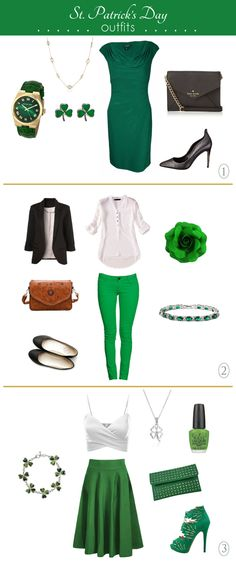 St Patricks Day outfits