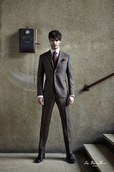 Luigi Bianchi Mantova Fall Winter 2015 Menswear Look Book 001 Luigi Bianchi Mantova is Sartorial Perfection for Fall/Winter 2015