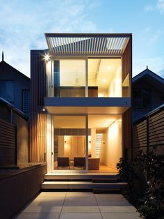 Pearce Street House By Tobias Partners   Double Bay