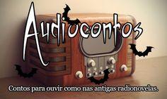 Entre Livros & Entrelinhas: Produto Nacional: AudioContos - Adriano Siqueira