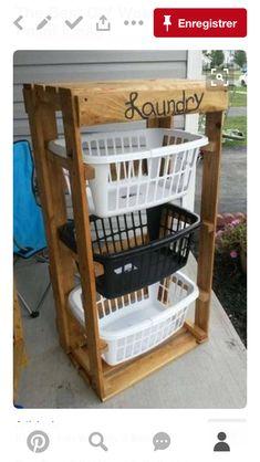Diy laundry baskets
