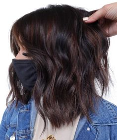 Medium Length Hair Cuts With Layers, Layered Hair With Bangs, Thick Hair Styles Medium, Medium Layered Hair, Medium Hair Cuts, Short Hair Styles, Medium Brown Hair, Layers For Thick Hair, Medium Bob With Layers