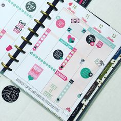 The Happy Planner we
