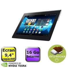 Sony Xperia Tablet 9.4 16 Go prix promo Cdiscount 379.90 € TTC au lieu de 399.90 €