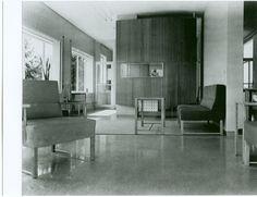 Villa Roberto Strada (1952) Archivio Asnago Vender