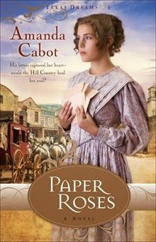 Paper Roses  by Amanda Cabot  http://www.faithfulreads.com/2015/01/wednesdays-christian-kindle-books-early_21.html