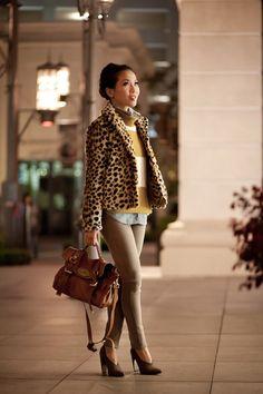 Night Cat :: Cheetah coat