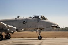A-10 Warthog  ©U.S. Air Force, photo by Andrea Jenkins